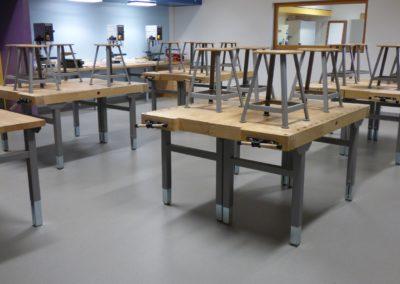 Arbeitsraum Holz
