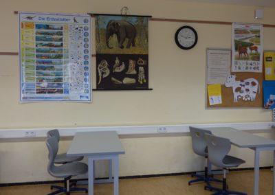 Biologieraum zwei