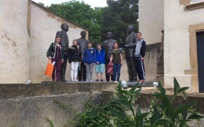 Studienfahrt nach Metz