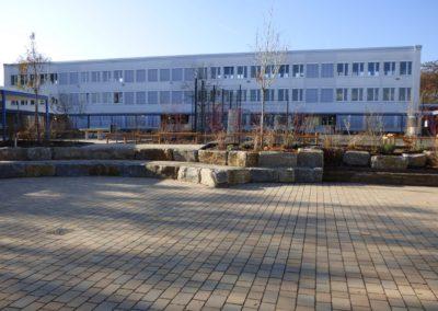 Oberes Schulgebäude