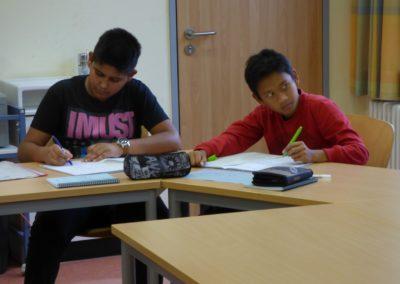 Schülerbibliothek Hausaufgabenbetreuung