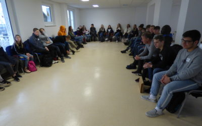 Schülerrat-Workshop der Schrenzerschule Butzbach