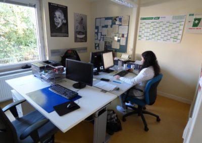 Schulsozialarbeit Büro