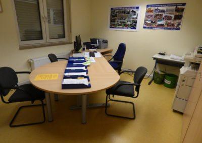 Trainingsraum Büro