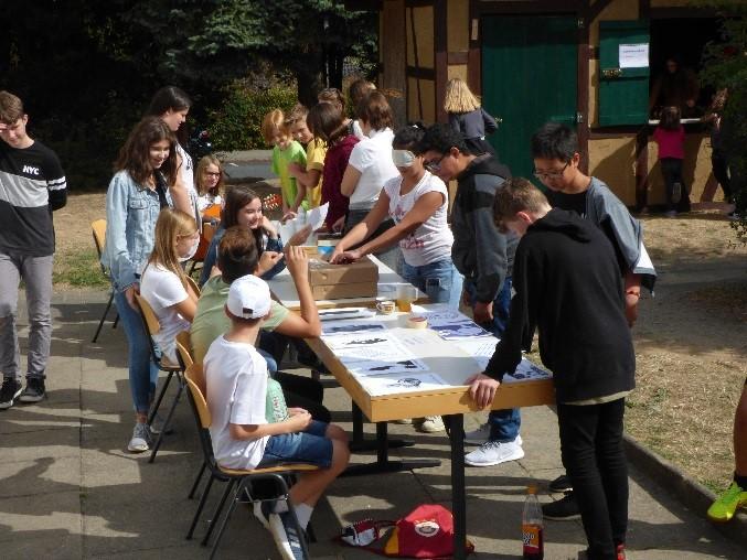 Die Schrenzerschule feiert 60. Geburtstag mit einem Schulfest